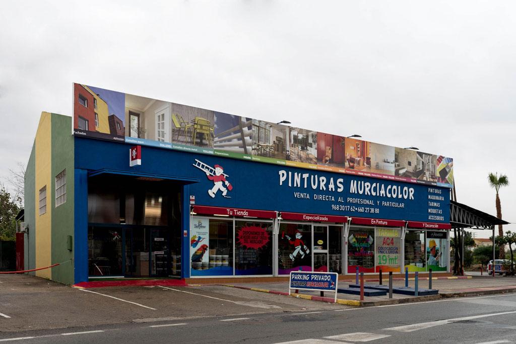 Pinturas Murciacolor